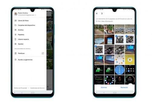 Como Recuperar Fotos Excluídas no Android Com Google Fotos