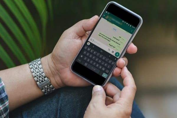 Como mudar a letra do WhatsApp