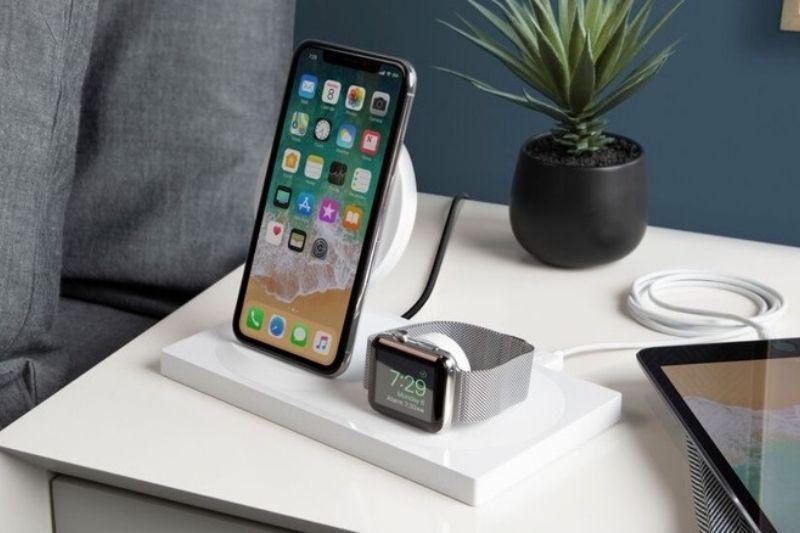 Como carregar o Apple Watch?