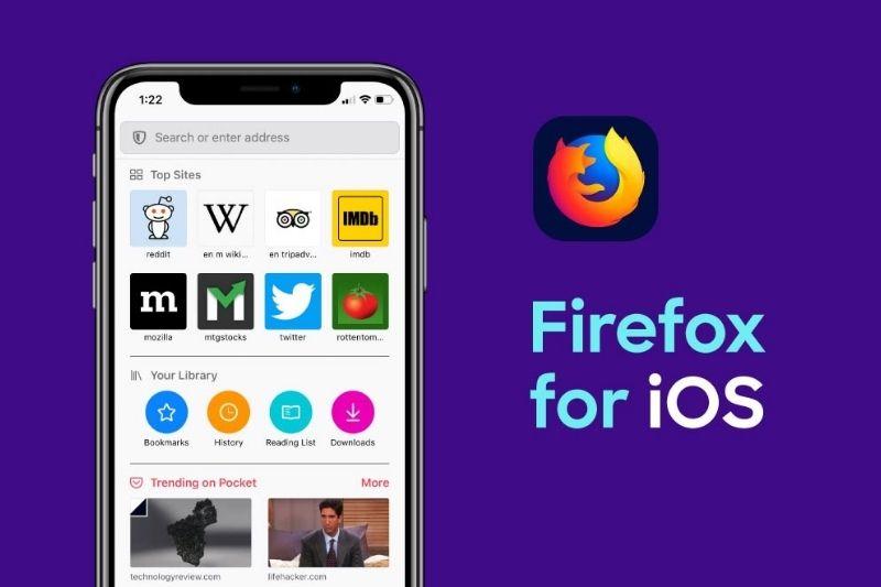 Como ativar os cookies no iPhone no Firefox?